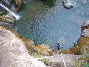 canyoning escalade chamonix