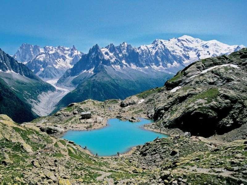 Id e rando le lac blanc location de ski chamonix - Meteo chamonix office tourisme ...